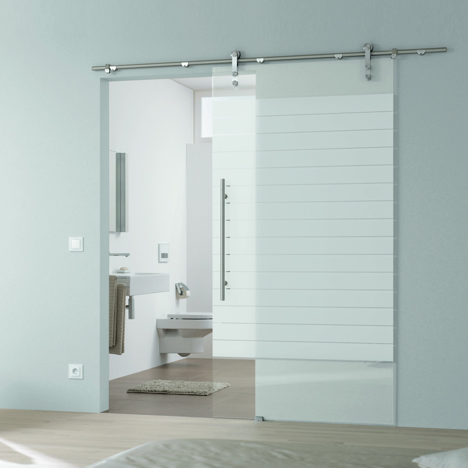 Schiebetür Dorma Dorma Manet Compact And Concept Sliding Door Systems