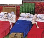 Camas curiosas para dormir bien