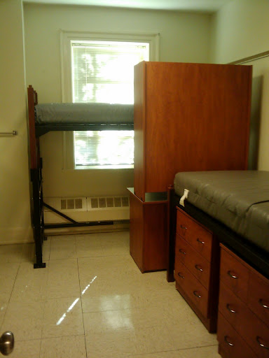 Black Bed Frame William & Mary Dorm Room Photo Gallery - Bedlofts