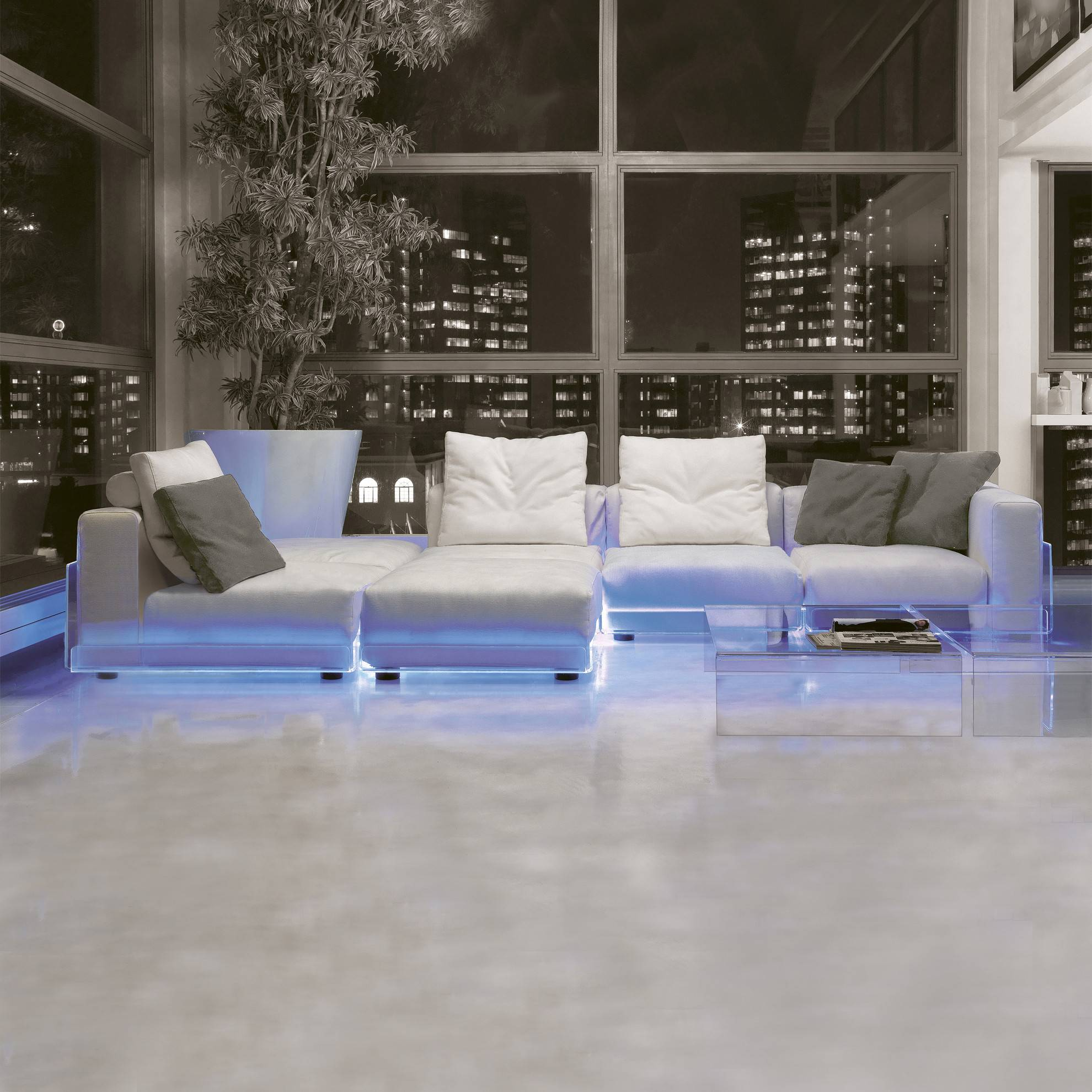 Sofas With Built In Led Mood Lighting Designs Ideas On Dornob