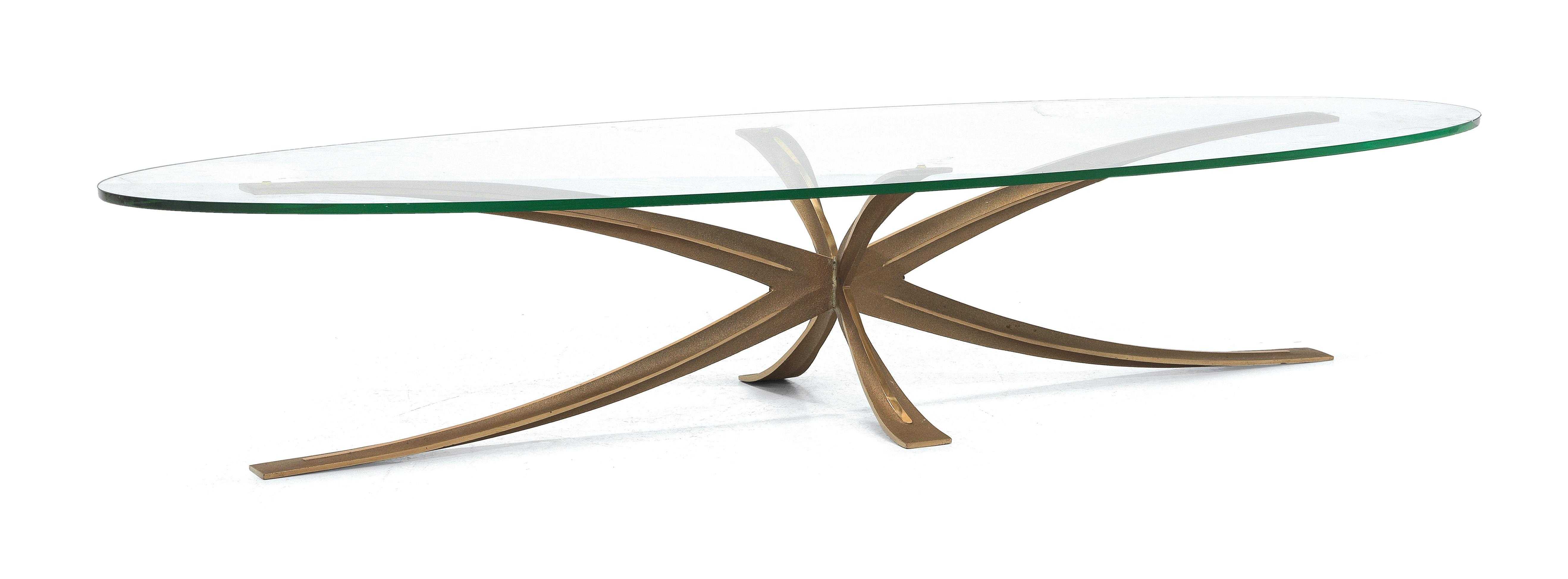 A Rare Large Coffee Table Michel Mangematin Selected By Hohenlohe 2018 03 14 Realized Price Eur 8 750 Dorotheum