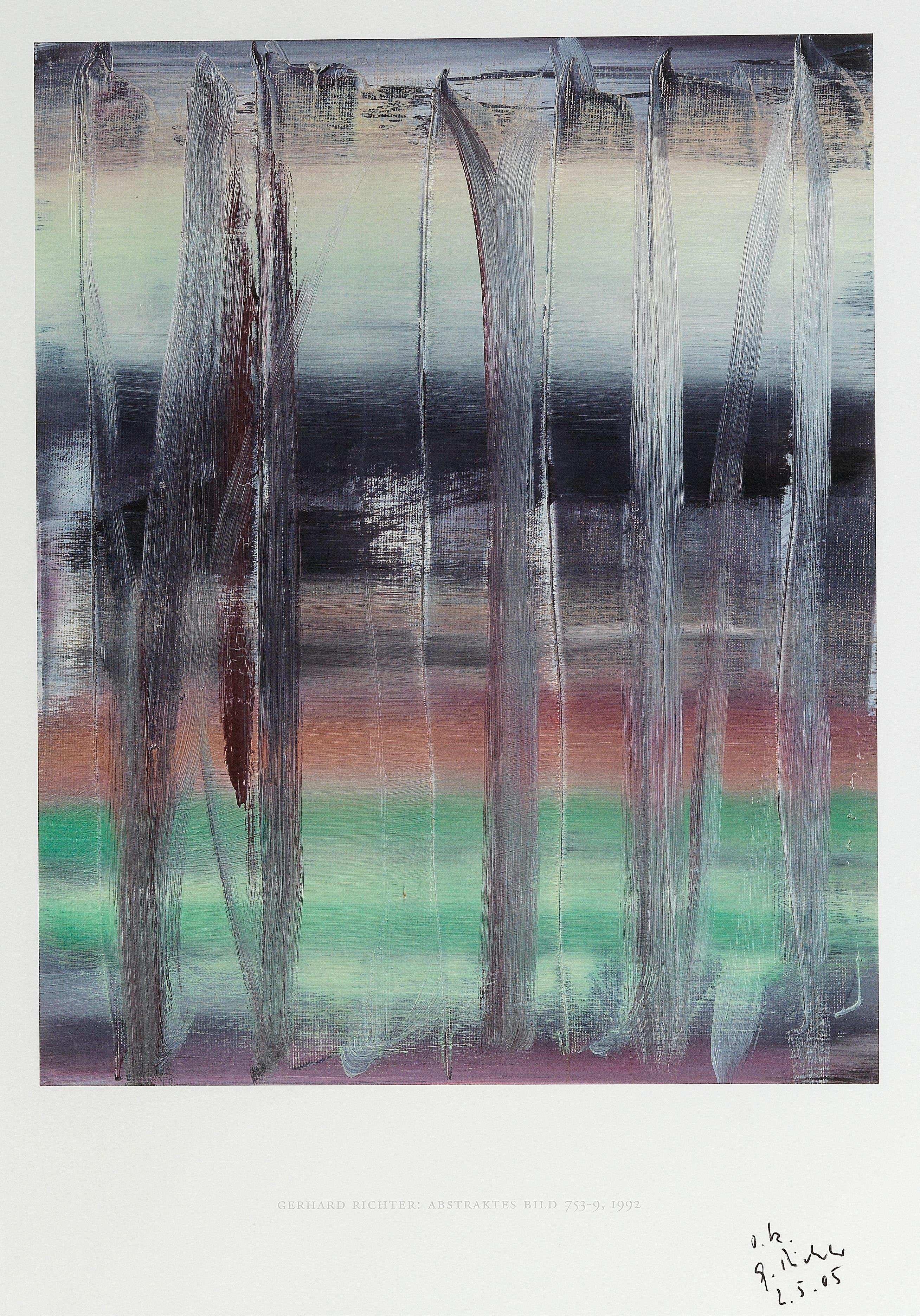 Gerhard Richter Contemporary Art Ii 2018 05 17 Realized Price Eur 3 750 Dorotheum
