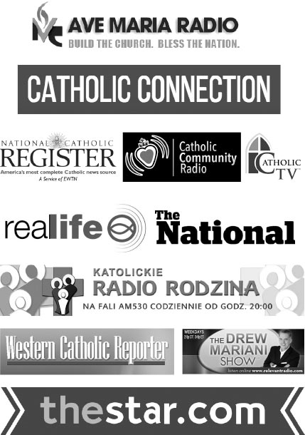 Featured in media - logos