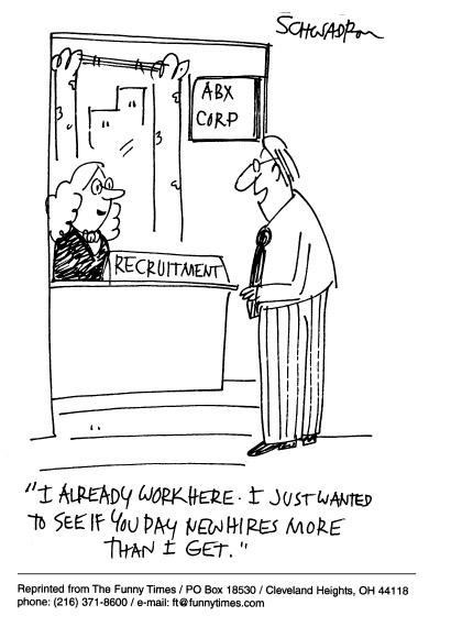 cover letter cartoon
