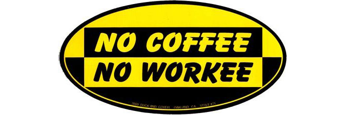 Bumper stickers about work dorothy rawlinson