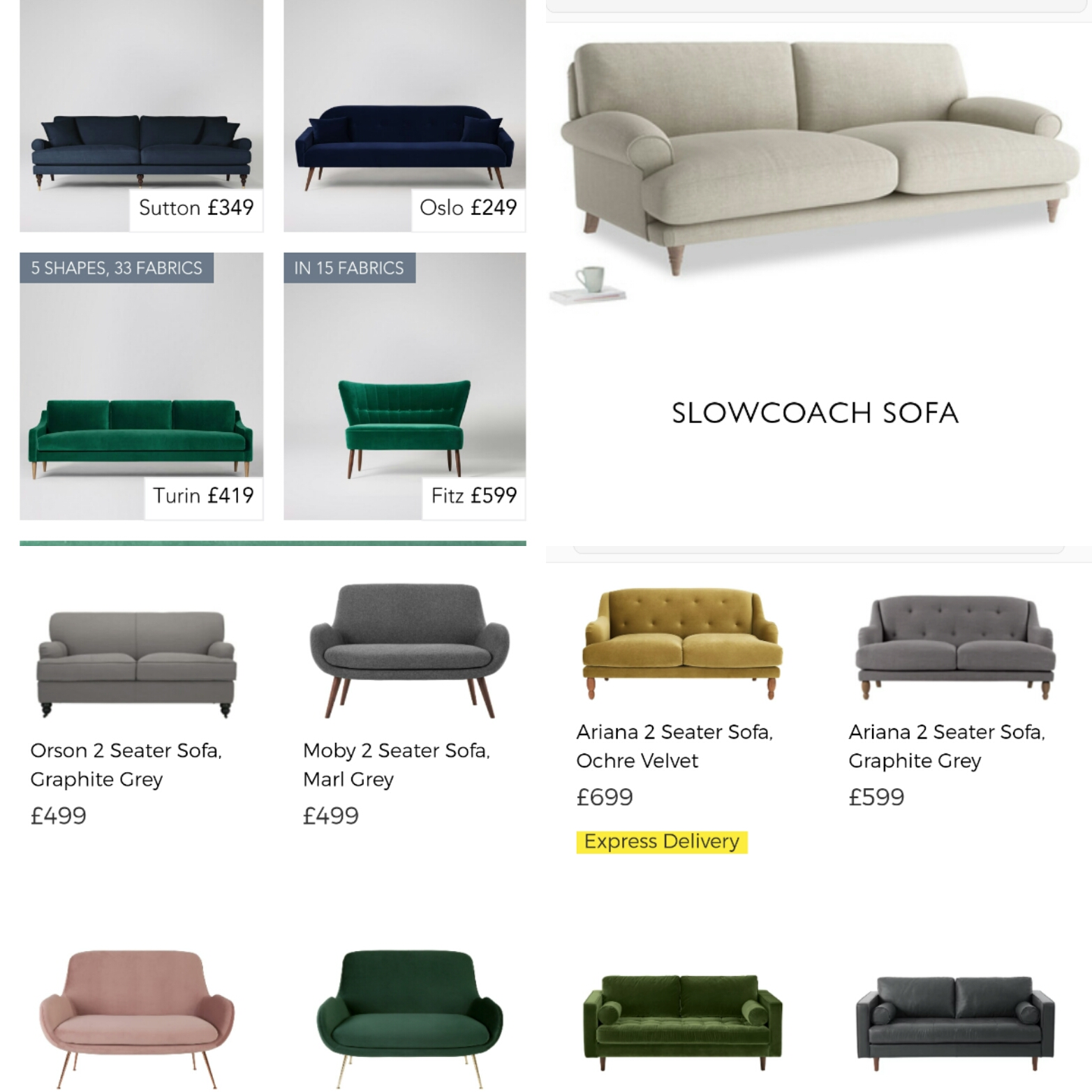 Sofa Bed Express Delivery Sofa So Good Dorset Dawdlers