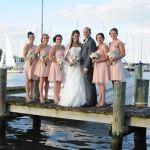 Sam wedding party