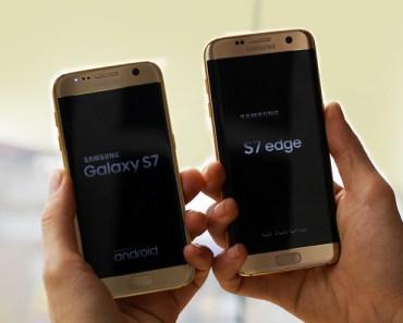 Galaxy S7 Boot animation