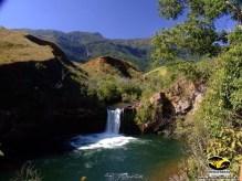 Cachoeira do Caldeirão - Baependi