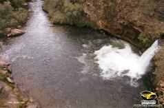 Cachoeira do Caldeirão -vista de cima