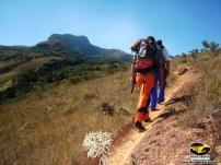Trilha de acesso a Serra da Careta
