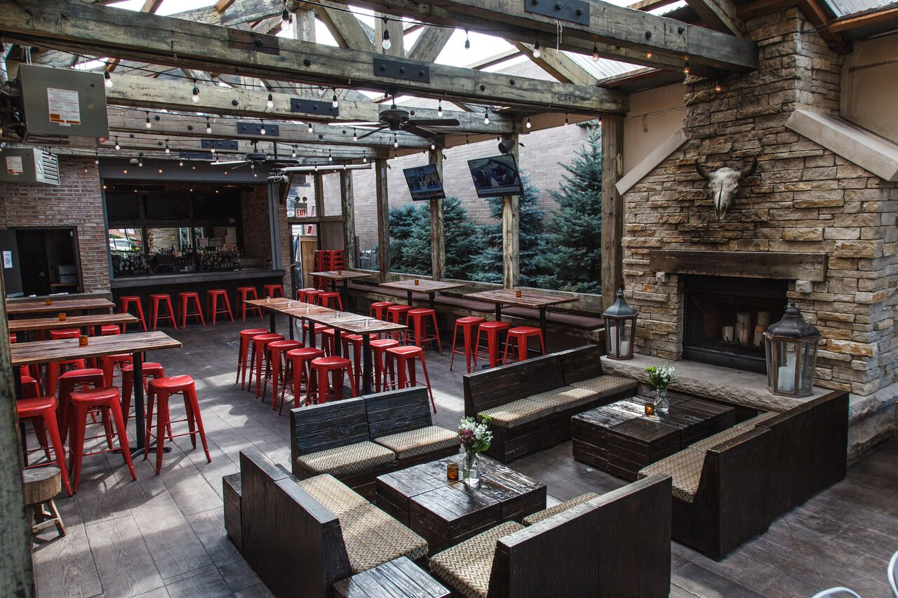 Chicago39s Best Heated Enclosed Patios To Enjo