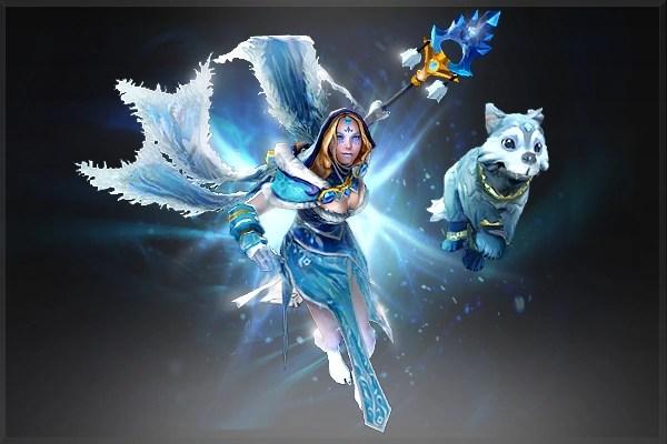 Dragon Skin Girl Wallpaper Frost Avalanche Dota 2 Wiki
