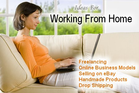 Work At Home Business Ideas, Home-Based Business Ideas for Women - online home based business ideas