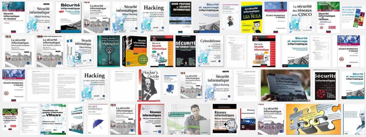 Les meilleurs livres sur la sécurité informatique