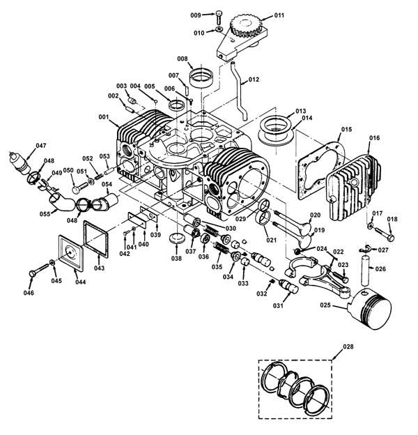 onan performer parts diagram