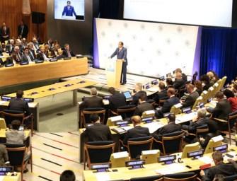 Adresse du Président Paul BIYA au Sommet des Dirigeants sur les Réfugiés