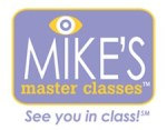 Mike's Master Classes doing live video for International Society of Bassists events