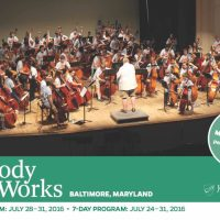 Study with Ira Gold at Peabody Bass Works this July!