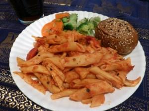Diet To Go Turkey Penne Pasta