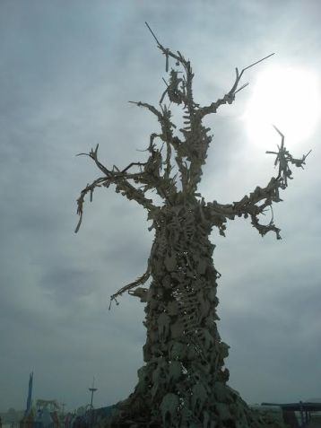 Bone tree.
