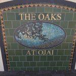 Oaks Sign