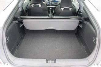 2013 Honda CR-Z trunk