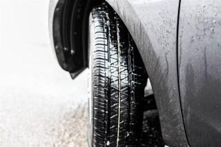 2014 Mitsubishi Mirage SE tire