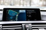 2014 BMW 335i GranTurismo iDrive screen