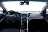 2014 Hyundai Sonata 2.0T interior