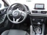 2014 Mazda3 GT Sedan dashboard