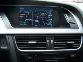 2014 Audi A5 2.0T screen