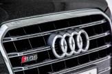 2014 Audi SQ5 grille