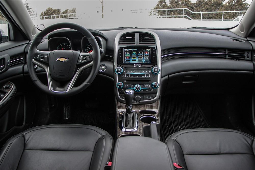 2014 Chevrolet Malibu Turbo Interior