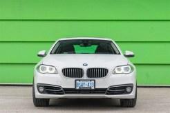 2014 BMW 535d xDrive front