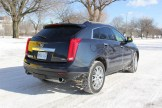2014 Cadillac SRX rear 1/4