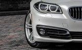 2014 BMW 535d xDrive headlight