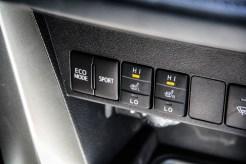 2014 Toyota RAV4 LE controls