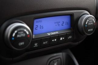 2014 Hyundai Tucson Limited climate control