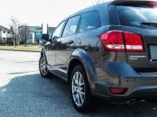 2014 Dodge Journey R/T rear side view