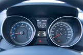 2014 Hyundai Elantra GT instrument cluster