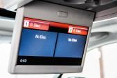 2014 Dodge Journey R/T DVD rear entertainment system