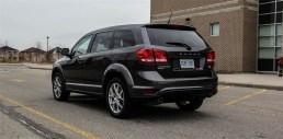 2014 Dodge Journey R/T rear 1/4
