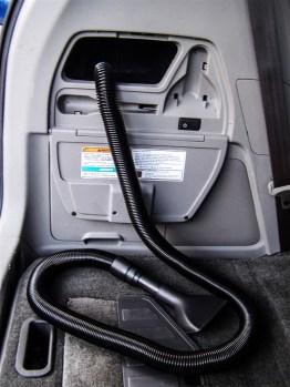 2014 Honda Odyssey Touring HondaVac