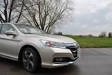 2014 Honda Accord PHEV front end