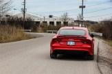 2014 Audi RS7 rear