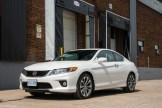 2014 Honda Accord Coupe EX-L V6 front 1/4