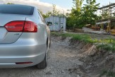 2014 Volkswagen Jetta TDI taillight