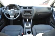 2014 Volkswagen Jetta TDI interior