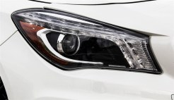 2014 Mercedes-Benz CLA45 AMG headlight